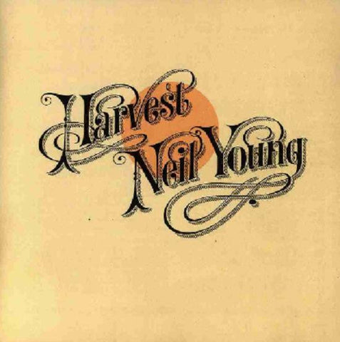 Neil Young ♦ Harvest (Remastered)