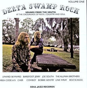 Various Artists ♦ Delta Swamp Rock 1: Sounds from the South / Various (2LP)