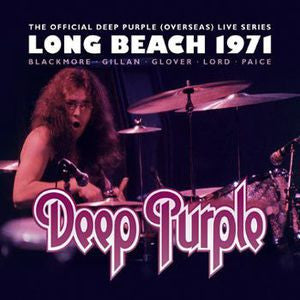 Deep Purple ♦ Long Beach 1971 [Import]