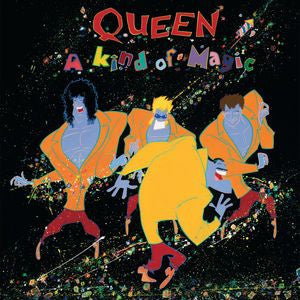 Queen ♦ Kind of Magic (180 Gram Vinyl, Collector's Edition, Reissue)