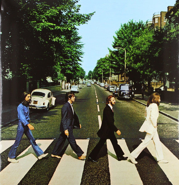 The Beatles ♦ Abbey Road (Remastered)