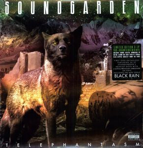 Soundgarden ♦ Telephantasm: A Retrospective (3LP)