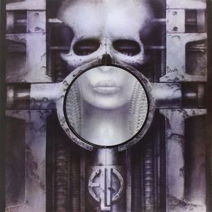 Emerson, Lake & Palmer ♦ Brain Salad Surgery (Poster)
