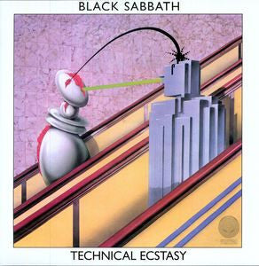 Black Sabbath ♦ Techincal Ecstacy [Import England] (Remastered)