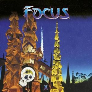 Focus ♦ X (2LP, Limited Edition)