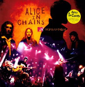 Alice in Chains ♦ MTV Unplugged [Import] (180 Gram Vinyl, Reissue, 2LP)