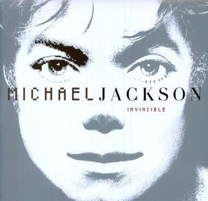 Michael Jackson ♦ Invincible [Import] (2LP)