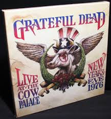 Grateful Dead ♦ Live at the Cow Palace-New Years Eve 1976 (5LP, Limited Edition, Boxed Set)
