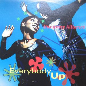 "Uncanny Alliance ♦ Everybody Up (Remix 12"" Importado)"