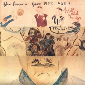 John Lennon ♦ Walls & Bridges