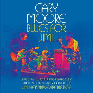 Gary Moore ♦ Blues for Jimi [Import] (2LP)