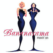 "Bananarama ♦ Movin' On (Remix 12"" importado)"