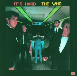 The Who ♦ It's Hard (180 Gram Vinyl, Remastered)