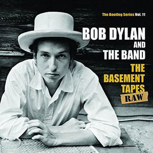 Bob Dylan ♦ Basement Tapes Raw: The Bootleg Series 11 (180 Gram Vinyl, With CD, 5PC)