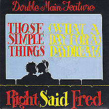 "Right Said Fred ♦ Those Timple Things (Remix 12"" Importado)"