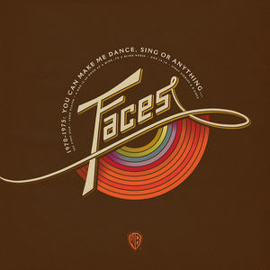 Faces ♦ 1970-1975: You Can Make Me Dance Sing or Anything (Boxed Set, 5LP)