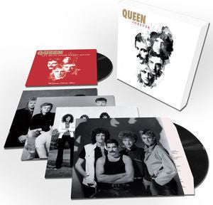 Queen ♦ Queen Forever: Deluxe Edition [Import] (Deluxe Edition, France - Import, 5LP)