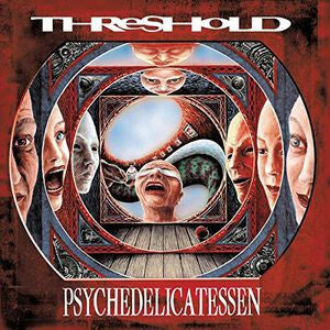 Threshold ♦ Psychedelicatessen (Silver Vinyl) [Import] (Colored Vinyl, United Kingdom - Import, 3LP)