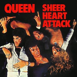 Queen ♦ Sheer Heart Attack (180 Gram Vinyl)