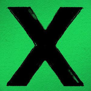 Ed Sheeran ♦ X (2PC, 180 Gram Vinyl)