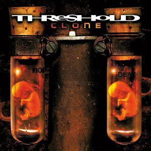 Threshold ♦ Clone: Yellow Vinyl [Import] (Colored Vinyl, United Kingdom - Import, 2PC)