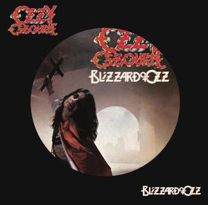 Ozzy Osbourne ♦ Blizzard of Ozz (Picture Disc Vinyl LP, Remastered)