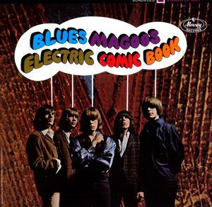 Blues Magoos ♦ Electric Comic Book
