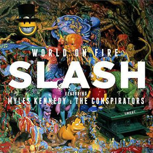 Slash ♦ World on Fire (2LP)