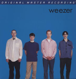 Weezer ♦ Weezer ( Blue Album ) (Limited Edition, 180 Gram Vinyl, Remastered)