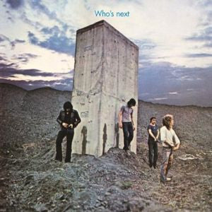 The Who ♦ Who's Next