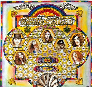 Lynyrd Skynyrd ♦ Second Helping [Import] (Special) (180 Gram Vinyl)