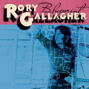 Rory Gallagher ♦ Blueprint
