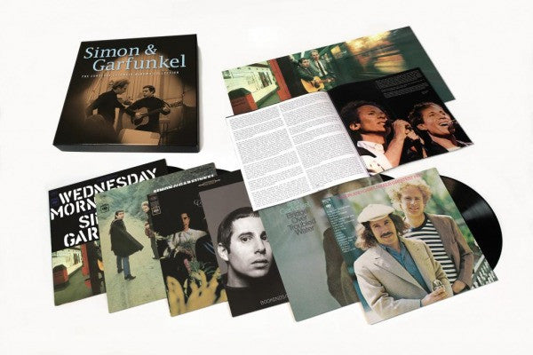 Simon & Garfunkel ♦ Complete Columbia Album Collection (180 Gram Vinyl, Boxed Set, 6LP)
