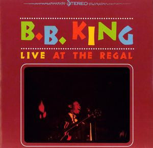 B.B. King ♦ Live at the Regal