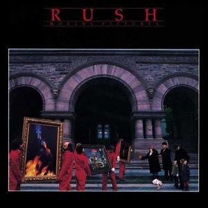 Rush ♦ Moving Pictures 200g Digital Download card 320kbps (import special)