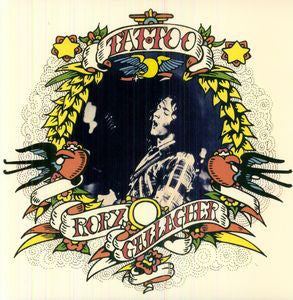 Rory Gallagher ♦ Tatoo [Import] (180 Gram Vinyl)