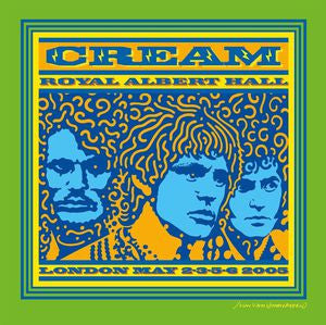 Cream ♦ Royal Albert Hall 2005 (3LP)