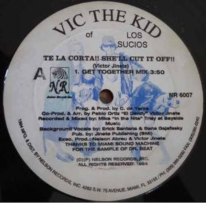 "Vic the kid (Remix 12"" Importado)"