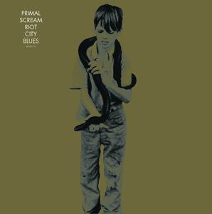 Primal Scream ♦ Riot City Blues (2LP)