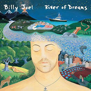 Billy Joel ♦ River of Dreams (Gatefold LP Jacket, Limited Edition, 180 Gram Vinyl, Anniversary Edition)