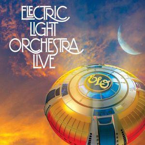 Electric Light Orchestra ♦ Live (Limited Edition, 180 Gram Vinyl, 2LP)