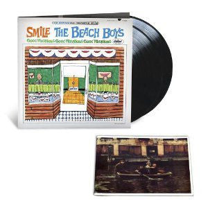 The Beach Boys ♦ Smile Sessions (2LP)