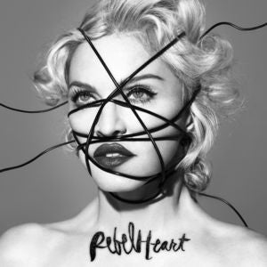 Madonna ♦ Rebel Heart (Deluxe) (2LP, Deluxe Edition)
