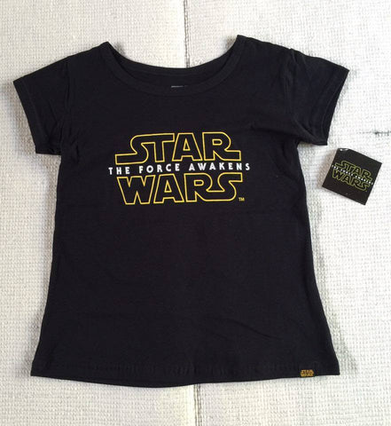 Playera Star Wars Dama