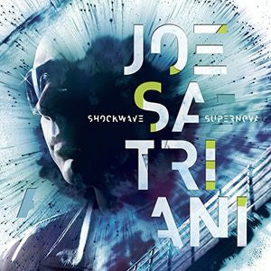 Joe Satriani ♦ Shockwave Supernova (Gatefold LP Jacket, 2LP)