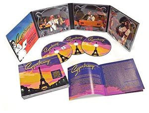 Supertramp ♦ Live in Paris '79 [Import] (NTSC Format, United Kingdom - Import, 3PC)
