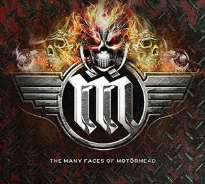 Various Artists ♦ Many Faces of Motorhead [Import] (3PC) IMPORTADO