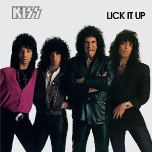 Kiss ♦ Lick It Up