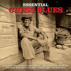 Various Artists ♦ Essential Chess Blues / Various [Import] (2LP)