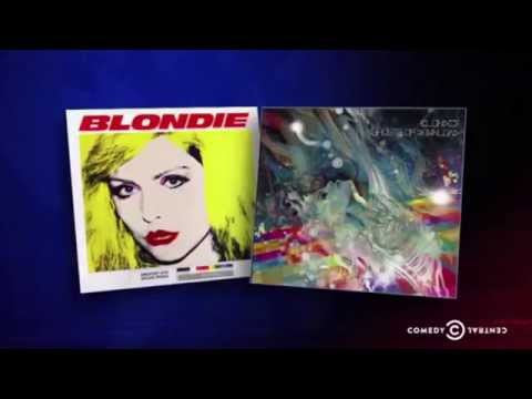 Blondie ♦ Blondie 4(0)-Ever/Ghosts of Download (With DVD, Colored Vinyl, Poster, Deluxe Edition, Digital Download Card)